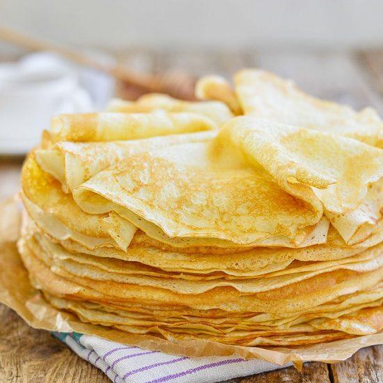 Pate A Crepes Sans Gluten Asst